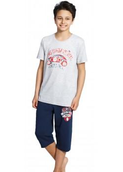Pijama capri baieti The Champ