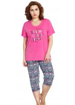 Pijama capri xxl SummerTime