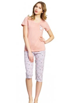 Pijama capri dama Make Beautiful Things