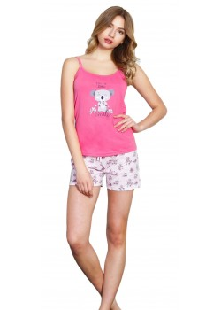 Pijama short dama Little Smiler