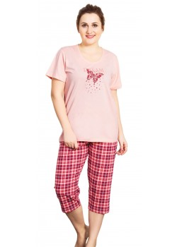 Pijama capri dama xxl Dream
