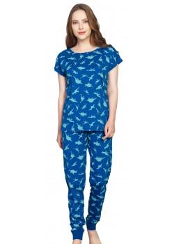 Pijama dama Jurassic