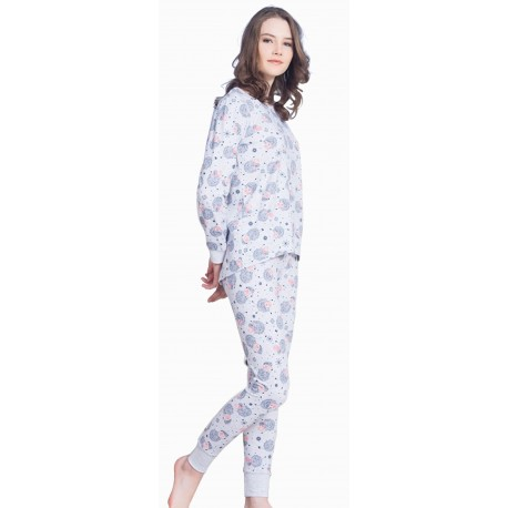 Compleu pijama dama Home Sheep Home