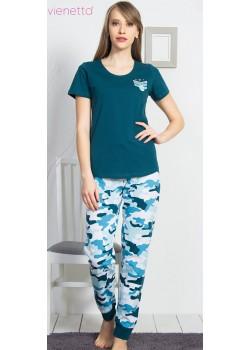 Pijama dama Camouflage