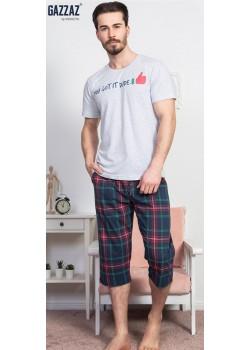 Pijama capri barbati marimi mari You Got It Dude !