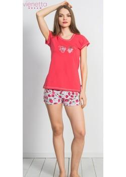 Pijama short dama Hey You !
