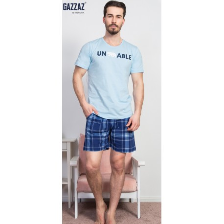 Pijama short barbati UnBearable
