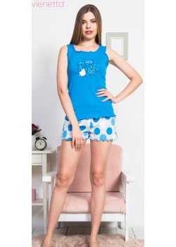 Pijama short dama BedTime Besties