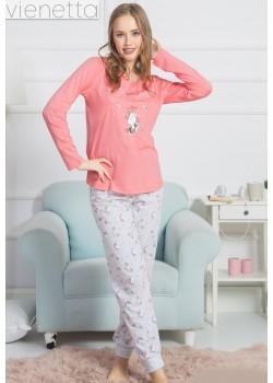 Pijama dama Rainbows