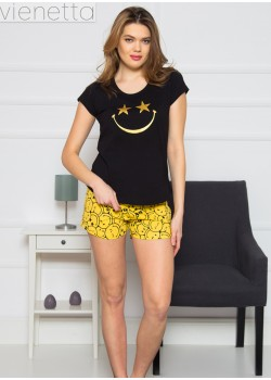Pijama short dama Smile