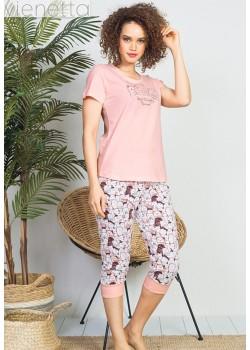 Pijama capri dama Best Friends Forever