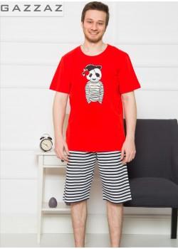 Pijama barbati bermuda Cool Pirate