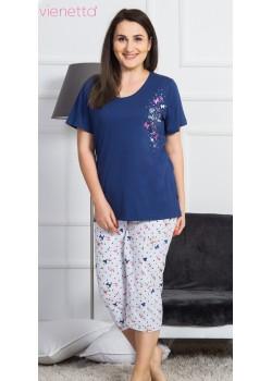 Pijama capri dama marimi mari Only a Dream