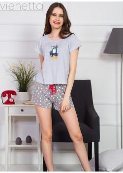 Pijama short dama Movie Time