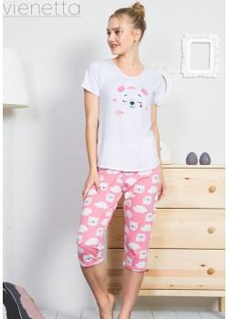 Pijama capri dama Sleep Well