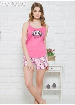 Pijama short dama Catch the Stars