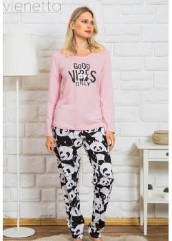 Pijama dama Good Vibes Only