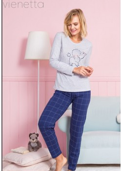 Pijama dama Puppy Love