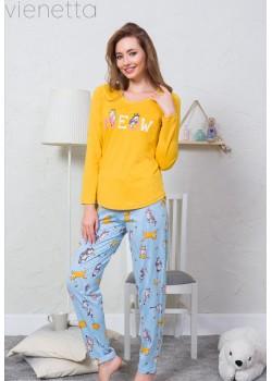 Pijama dama Meow