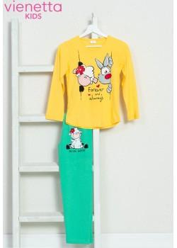 Pijama copii marimi mari Forever and Always