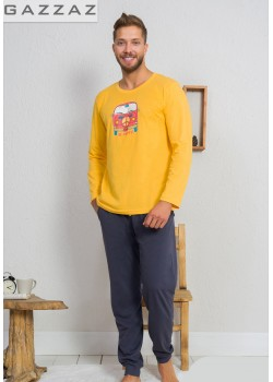 Pijama barbati Love Peace