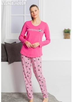 Pijama dama Lovely Panda