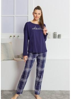 Pijama dama Perspective