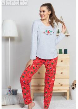 Pijama dama Winter Story