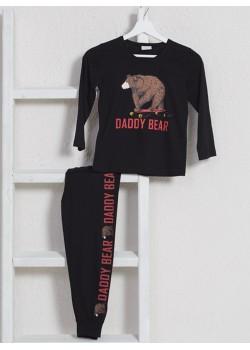Pijama baieti marimi mari Daddy Bear