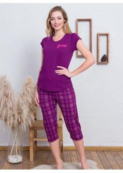 Pijama capri dama Grace