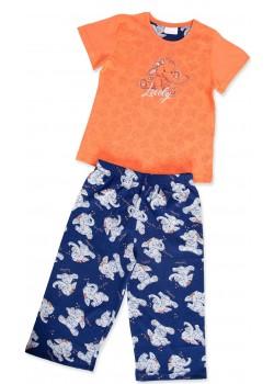 Pijama capri fetite Lovely