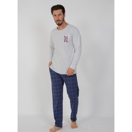 Pijama barbati City Spirit