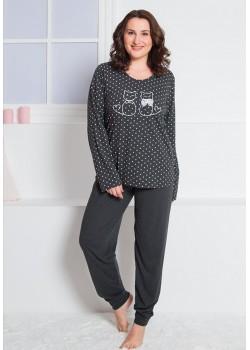 Pijama dama marimi mari Love Story