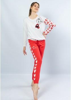 Pijama dama Oh La La