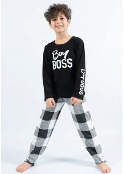 Pijama baieti Boy Boss
