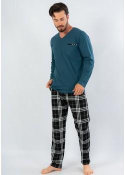 Pijama barbati marimi mari Riffle